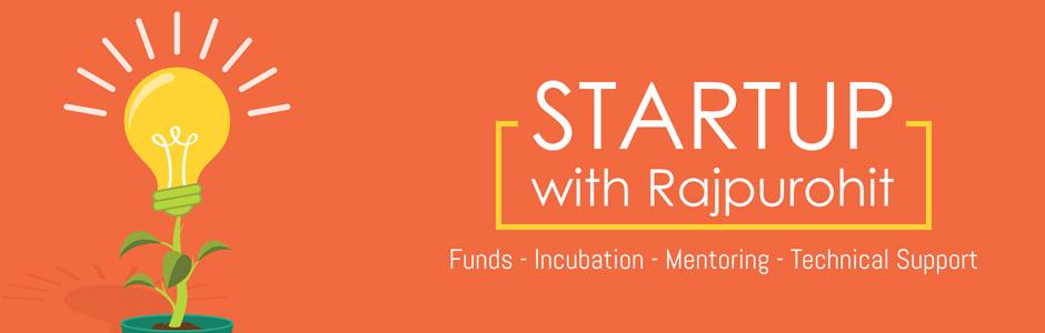 Startup With Rajpurohit