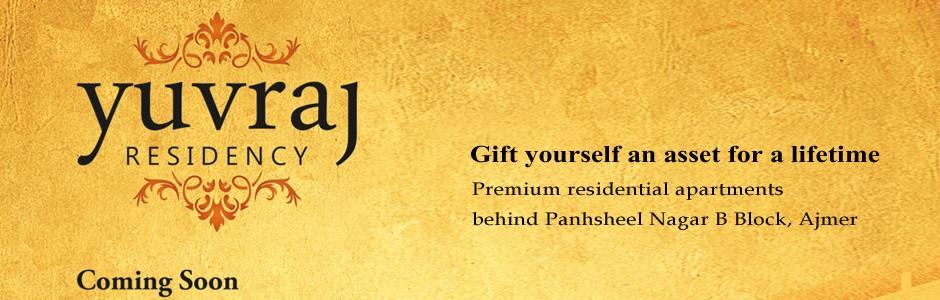 yuvraj – Premium Residential Apartments Behind Panchsheel Nagar B Block, Ajmer